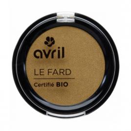 Avril Beauté Fard à paupières Or vénitien 2.5 g Avril Beauté fards à paupières bio - ombre et crayons paupières Onaturel.fr