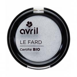Avril Beauté Fard à paupières Gris perle irisé 2.5 g Avril Beauté