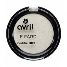 Avril Beauté Fard à paupières Ivoire nacré 2.5 g Avril Beauté fards à paupières bio - ombre et crayons paupières Onaturel.fr