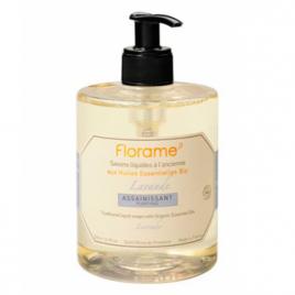 Florame Savon liquide Lavande Assainissant 500ml Florame Savons liquides Bio Onaturel.fr