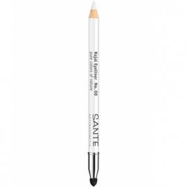 Sante Crayon à paupières Kajal N°00 Blanc 1.3 g Sante Anti-âge / Beauté Onaturel.fr