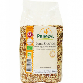 Primeal Duo de Quinoa 500g Primeal Accueil Onaturel.fr