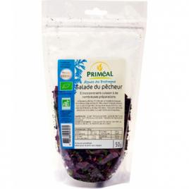 Primeal Salade du pêcheur origine France Algues 50g Primeal