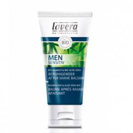 Lavera Baume après rasage apaisant Men Sensitiv Aloe et Bambou 50ml Lavera