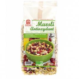 Celnat Muesli antioxydant 375g Celnat Muesli Bio Onaturel.fr