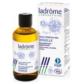 Ladrome Huile végétale de Nigelle Assouplissante 100ml Ladrome Huiles végétales Bio Onaturel.fr