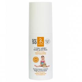 Bebe Bio Crème solaire haute protection SPF50 50 ml Bebe Bio Protection solaire Bio Onaturel.fr