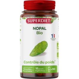Super Diet Nopal Bio 90 gélules Super Diet Categorie temp Onaturel.fr