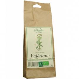 Herbier De France Valériane racines sachet 50g Herbier De France