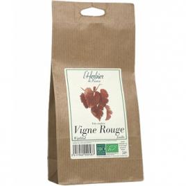 Herbier De France Vigne rouge sachet 50g Herbier De France Circulation Onaturel.fr
