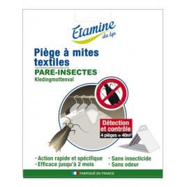 Etamine du Lys Piège naturel mites textiles Etamine du Lys Maison Bio Onaturel.fr