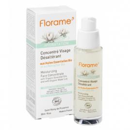 Florame Concentré Visage Désaltérant 30ml Florame Soins hydratants Visage bio Onaturel.fr