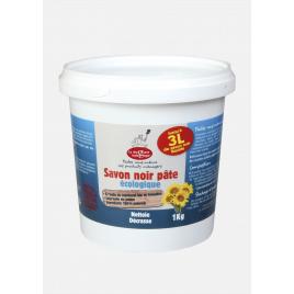 Droguerie Ecologique Savon noir en pâte à base d'huiles végétales et bio 1kg Droguerie Ecologique Entretien ménager Onaturel.fr