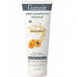 Gamarde Après shampoing douceur Huile de Noyau d'Abricot 200g