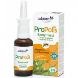 Ladrome Spray nasal Propolis + echinacéa 30ml Ladrome Rhume- Gorge-Bronches- Nez Onaturel.fr