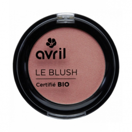 Avril Blush Rose Praline 2.5g Avril Beauté Joues bio Onaturel.fr