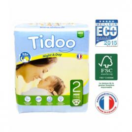 Tidoo 64 Couches MINI (T2) 3/6kg Tidoo Categorie temp Onaturel.fr
