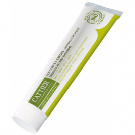 Cattier Dentifrice Dentargile remineralisant à l'Anis anti tartre 75ml Cattier Dentifrices bio Onaturel.fr
