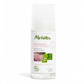 Melvita Déodorant Peaux Sensibles Alpha Bisabolol et Aloe Vera 50ml