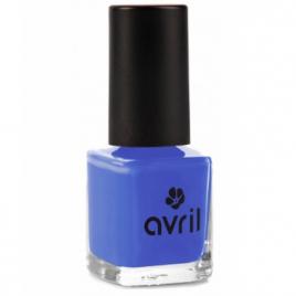 Avril Vernis à ongles Bleu lapis lazuli N° 65 7ml Avril Beauté Vernis à ongles bio Onaturel.fr