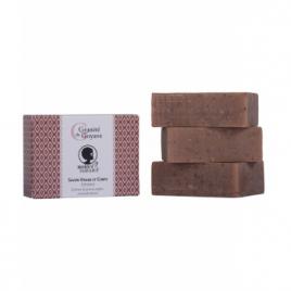 Noire O Naturel Savon gommant Granité de Goyave 100 g