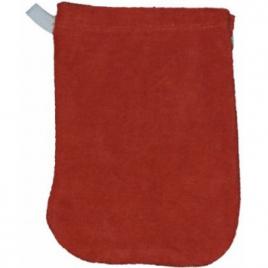 Popolini 1 gant de toilette en coton biologique Cayenne Popolini Categorie temp Onaturel.fr