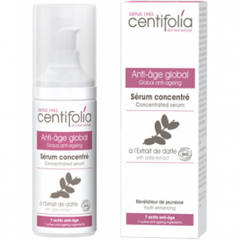 Centifolia Sérum concentré Anti âge global 30ml Centifolia Soins spécifiques bio anti-âge Onaturel.fr
