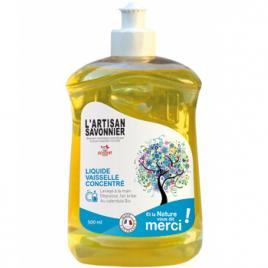 Liquide Vaisselle Concentré au Calendula 500 ml