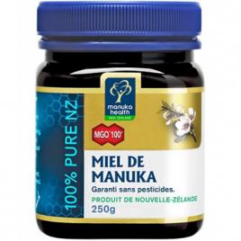 Manuka Health Miel de Manuka MGO 100 + 250g Manuka Health Categorie temp Onaturel.fr