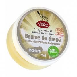 Droguerie Ecologique Baume de cirage Incolore 75ml Droguerie Ecologique Maison Bio Onaturel.fr