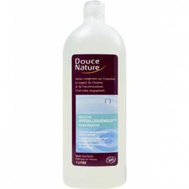 Douce Nature Douche Hypoallergénique sans sulfates 1L Douce Nature Gels douche - bains moussants Onaturel.fr