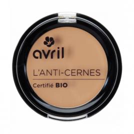 Avril Beauté Correcteur Anti cernes Doré 2,5 g Avril Beauté Maquillage bio et Beauté Onaturel.fr