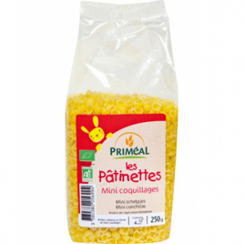 Primeal Les pâtinettes Mini coquillages 250g Primeal