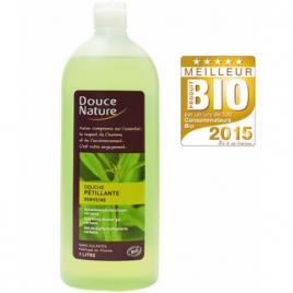Douce Nature Shampoing Douche Pétillant Verveine 1L