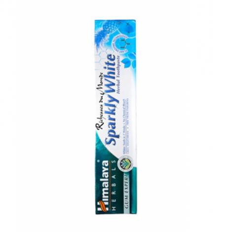 Himalaya Dentifrice naturel Himalaya Dents Blanches 100g Himalaya Dentifrices bio Onaturel.fr
