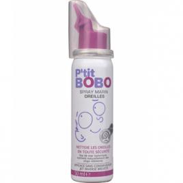 Ptit Bobo Spray marin oreilles 50ml Ptit Bobo Categorie temp Onaturel.fr