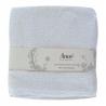 Anae Serviette de toilette Ecru 50 x 100cm 550g/m2 Anae Maison Bio Onaturel.fr