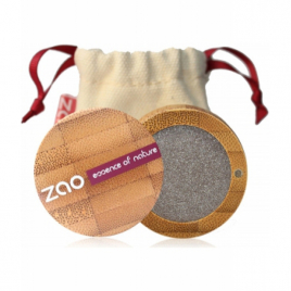 Zao Fard à Paupières 107 Nacré Brun Gris 3.5g Zao Make Up  Onaturel.fr
