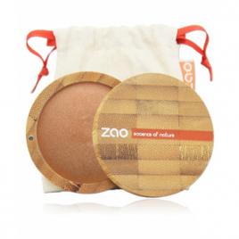 Zao Terre cuite minérale 343 Bronze Doré 15g Zao Make Up Anti-âge / Beauté Onaturel.fr