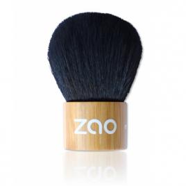 Zao Pinceau Bambou Kabuki Zao Make Up Anti-âge / Beauté Onaturel.fr