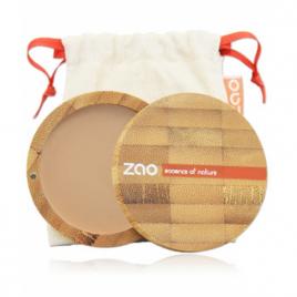 Zao Poudre Compacte 302 Beige Orangé 9g Zao Make Up