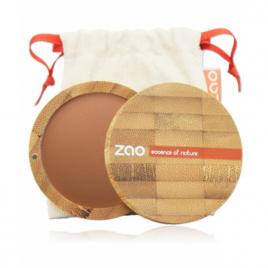 Zao Terre cuite minérale 344 Chocolat 15g Zao Make Up Anti-âge / Beauté Onaturel.fr