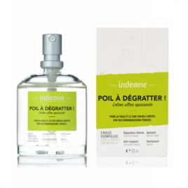 Indemne Lotion Poil à dégratter ! Lotion ultra apaisante 50ml
