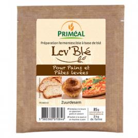 Primeal Levain de blé Bio 85g Primeal Le Coin des Promos Onaturel.fr