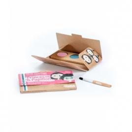 Namaki Kit maquillage 3 couleurs Princesse et Papillon 35g Namaki Anti-âge / Beauté Onaturel.fr