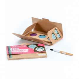 Namaki Kit maquillage 3 couleurs Fée et Sirène 35g Namaki