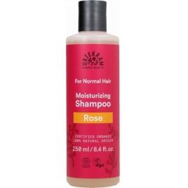 Urtekram Shampoing à la Rose Cheveux Normaux 250ml