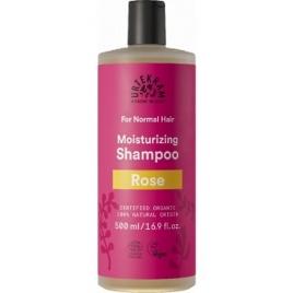 Urtekram Shampoing à la Rose Cheveux Normaux 500ml
