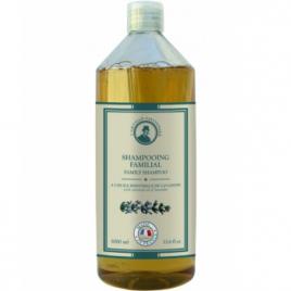 L artisan Savonnier Hygiène Shampoing familial à l'huile essentielle de Lavandin 1L