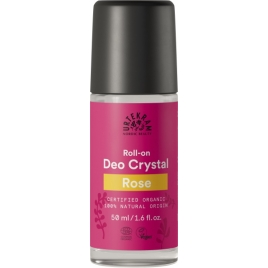 Urtekram Déodorant bille à la Rose 50ml Urtekram Hygiène Onaturel.fr